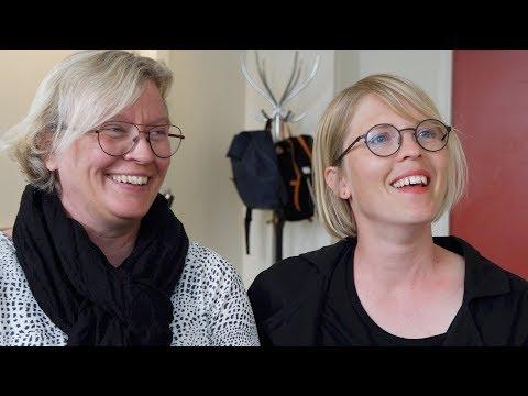 Anna och Jeanette om sfi