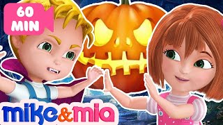 Halloween and Christmas Songs Collection for Kids   Nursery Rhymes and Baby Songs by Mike and Mia