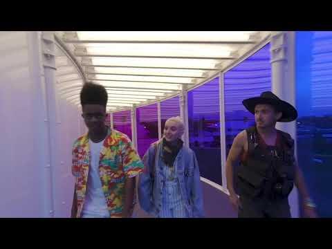 VR180 Coachella Art - Coachella 2018