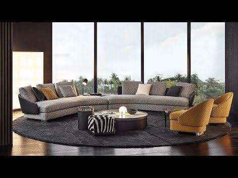 Minotti launches new furniture collections at Milan design week 2019 | Design | Dezeen
