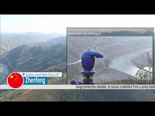 Zhenfeng, Guizhou, South West China – Irrigation Project