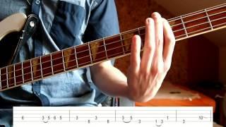 Arctic Monkeys - Do i Wanna know? (Bass Tutorial with TABS)