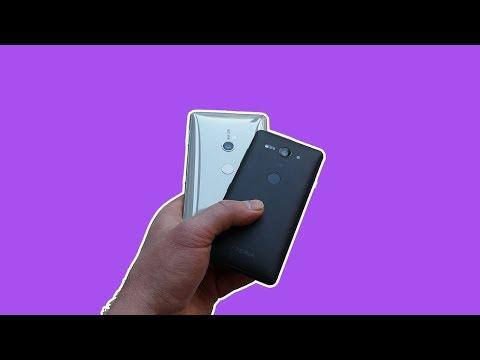 Sony Xperia XZ2 (Compact) im Test