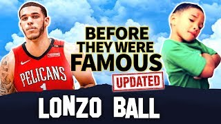 Lonzo Ball | Before They Were Famous | Zion Willaimson & Lonzo Ball DUO