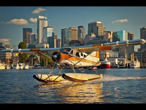 Seattle Seaplane Flight from Lake Union