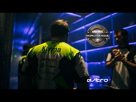 Call of Duty World League Qualifier Recap by ASTRO Gaming