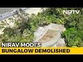 Nirav Modi's sprawling Alibaug bungalow Blown Up- Watch Drone Footage