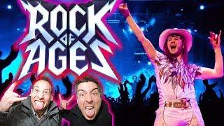 Rock of Ages 2019 UK Tour Review Belgrade Theatre