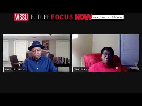 Future Focus Now with Dr. Elva Jones