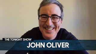 John Oliver Found Meghan Markle's Revelations to Oprah Unsurprising | The Tonight Show