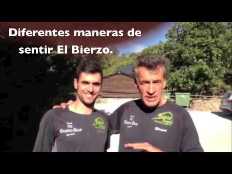Francis Lorenzo descubre El Bierzo con nosotros