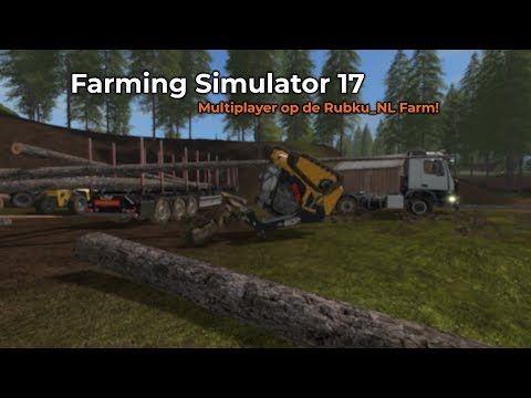 Farming Simulator 17 Opname 01052018