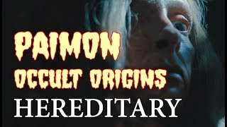 HEREDITARY occult origins of the PAIMON demon