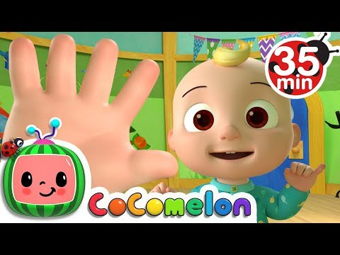 Finger Family | +More Nursery Rhymes & Kids Songs - Cocomelon (ABCkidTV)
