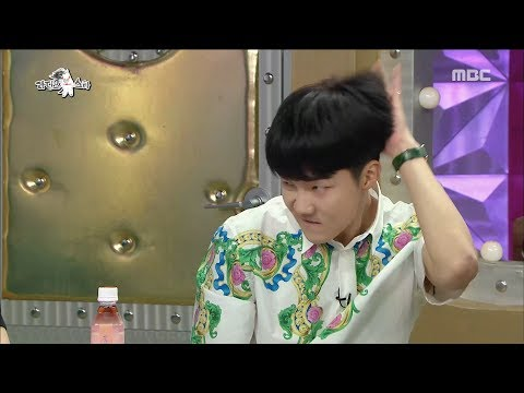 [RADIO STAR]라디오스타 Heavy individual skills! Ready and Ready, Lee Seung-hun!20180704