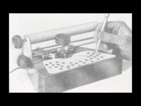 Vidéo de Eric Chauvier