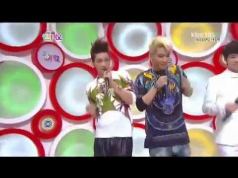 EXO-K Kai JJ PROJECT BOUNCE Dance cut