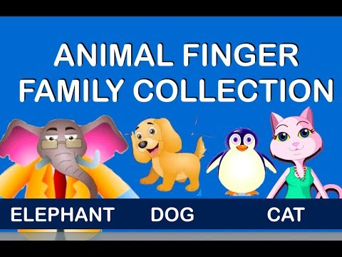 Baixar Animal Finger Family Collection - 8 Animal Finger Families Medley