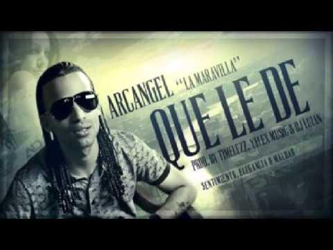 Que Le De - Arcangel (Original) ★Reggaeton 2013★