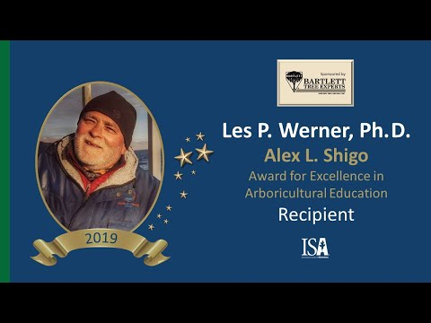 2019 Award of Distinction | Les Werner