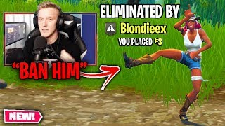 Top 10 Fortnite Pros WRECKED BY NOOBS! (Embarrassing)