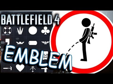 Bf4 emblems sexy