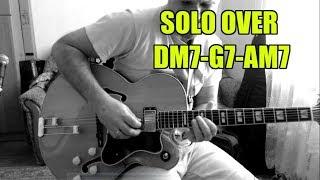 Smooth Jazz Guitar Jam Episode 4