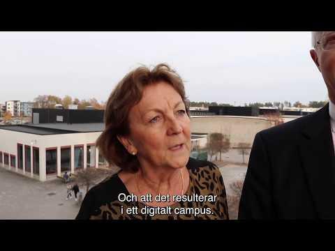 Örebro Campus Lab - start och signering!