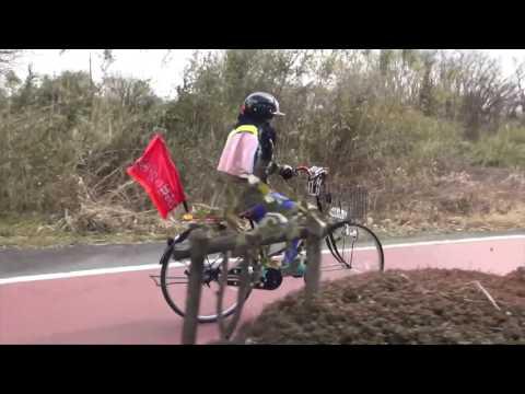 密会と耳鳴り修行企画第三弾3月の自転車リレー〜名古屋から大阪〜