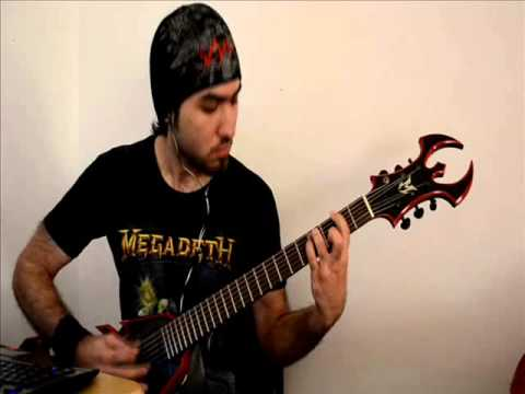 Baixar Slayer - I Hate You - Guitar Cover (Verbal Abuse Cover)