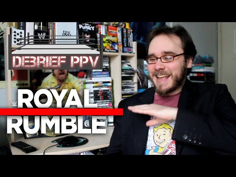 Debrief PPV - Royal Rumble 2020