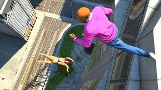 GTA 5 Epic Ragdolls Compilation #15 (Euphoria Physics | Funny Moments)
