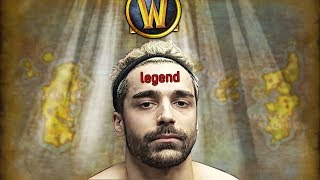 LEGEND RETURNS TO WORLD OF WARCRAFT