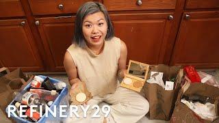 I Tried A Zero Waste Beauty Routine | Beauty With Mi | Refinery29