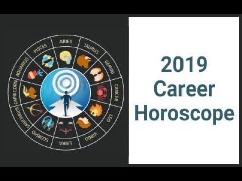 2019 Career Horoscope