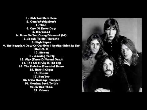 Best of Pink Floyd - Greatest Hits - Remastered - High Quality [Progressive]