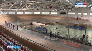 Сборная России по BMX-спорту готовится к международным соревнованиям