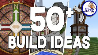 50 + Minecraft Build Ideas For Your Survival World