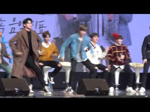 171120 Wannabe the Musician_Dance Time_Daniel