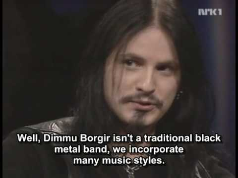dimmu borgir interview on nrk1 subbed youtube. Black Bedroom Furniture Sets. Home Design Ideas