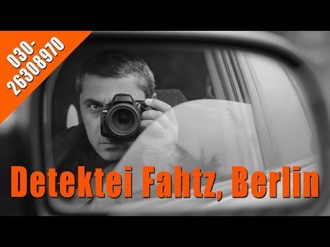 Detektei Berlin Detektivbüro Fahtz 030-26308970