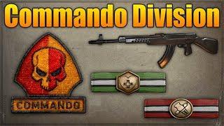 NEW Commando Division, Basic Training Skills, Gun (Cod WW2 Update)