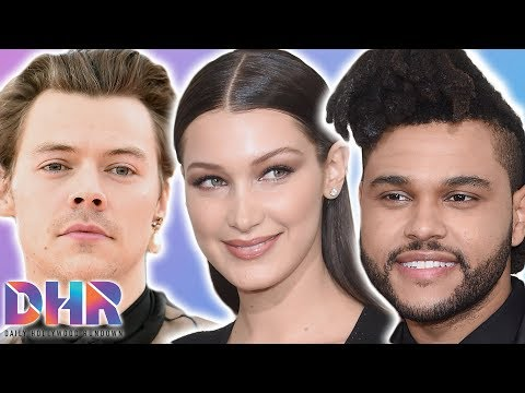Harry Styles Fans Think He Just Came Out As Bi! Bella Hadid & The Weeknd Back Together! (DHR)