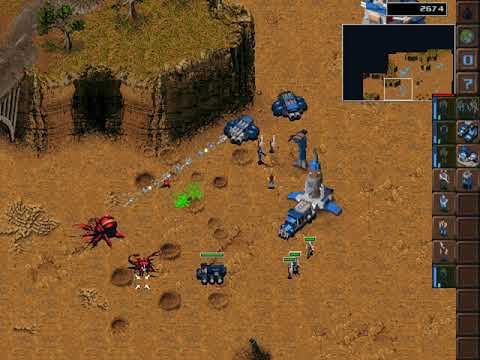 KKND: Krush Kill 'N Destroy (Survivors: Mission 14) (Beam Software) (MS-DOS) [1997] [PC Longplay]