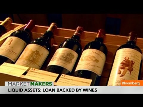 Goldman Sachs' Liquid Assets: 15K Bottles Of Wine Used As Collateral - Smashpipe News Video