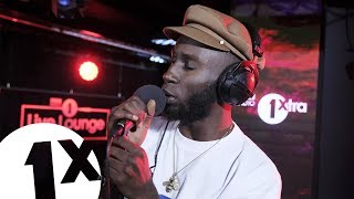 Kojey Radical 97' in the BBC 1Xtra Live Lounge