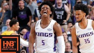 Los Angeles Lakers vs Sacramento Kings Full Game Highlights / July 2 / 2018 NBA Summer League