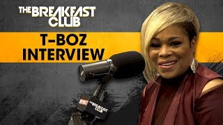 T-Boz Discusses Her Autobiography, How Left-Eye Got Her Name, Arguments With Diddy & More