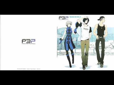 Persona 3 Characters Persona 3 Portable Drama Vol 2