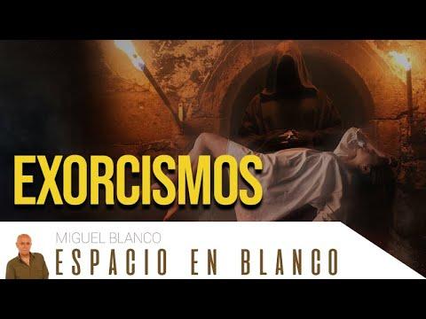 Espacio en Blanco – Exorcismos (03/05/2014)